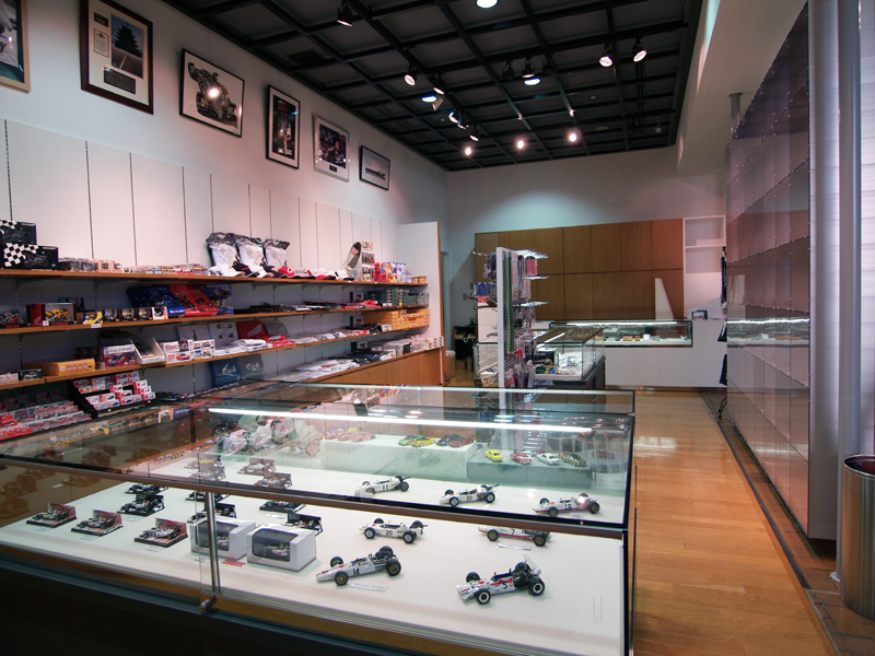 Honda Collection Hall Museum Shop その1